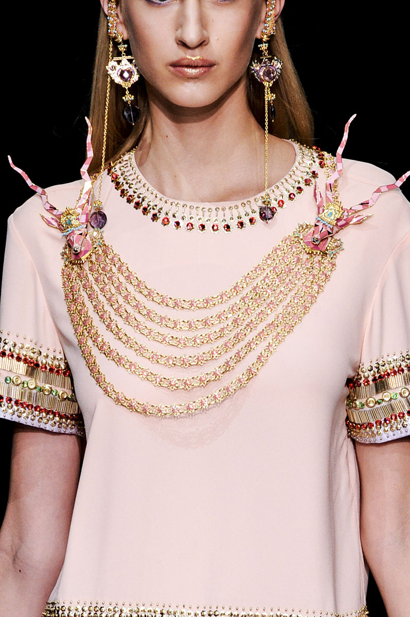 Manish Arora s/s 2013  photo by Showbit