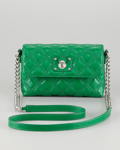 Marc Jacobs  Single Quilted Large Crossbody Bag