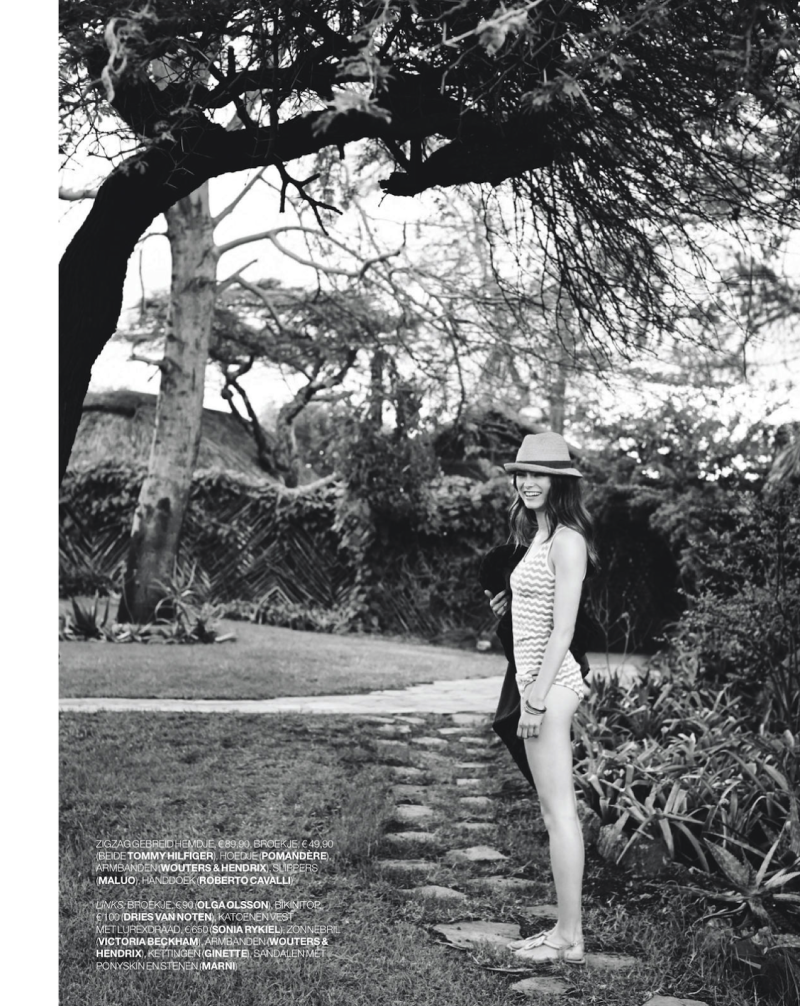 Marie Claire Netherlands : Just A Perfect Day