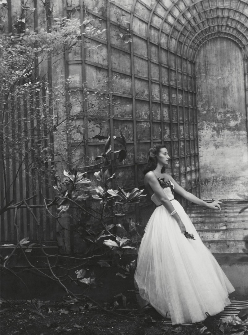 Marie-Laure de Noailles, photographed by Cecil Beaton in 1945.