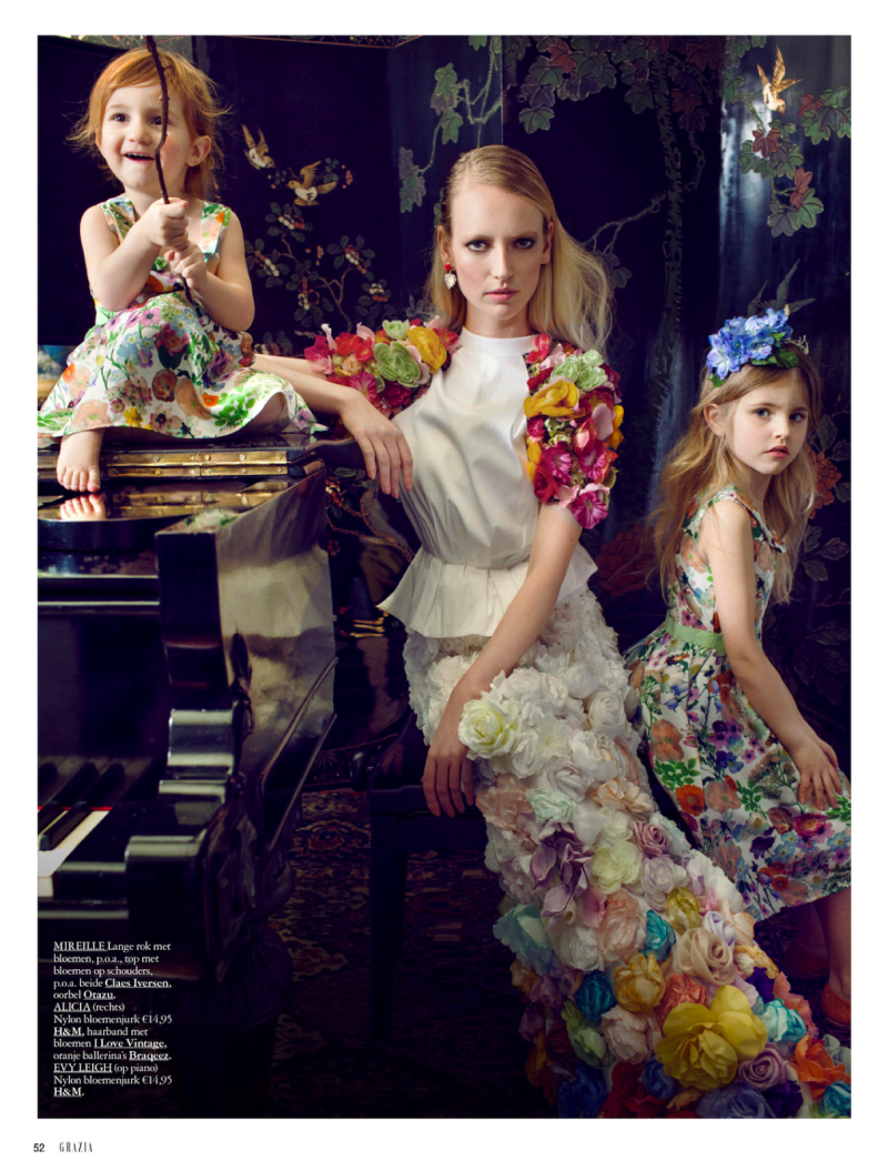 Grazia Netherlands : A Royal Family