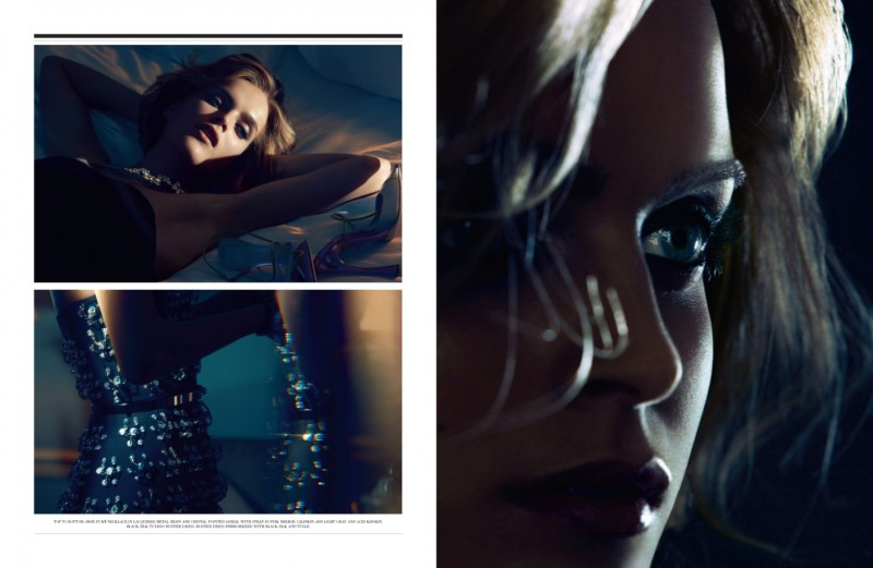 Dior Magazine : Interior,Night