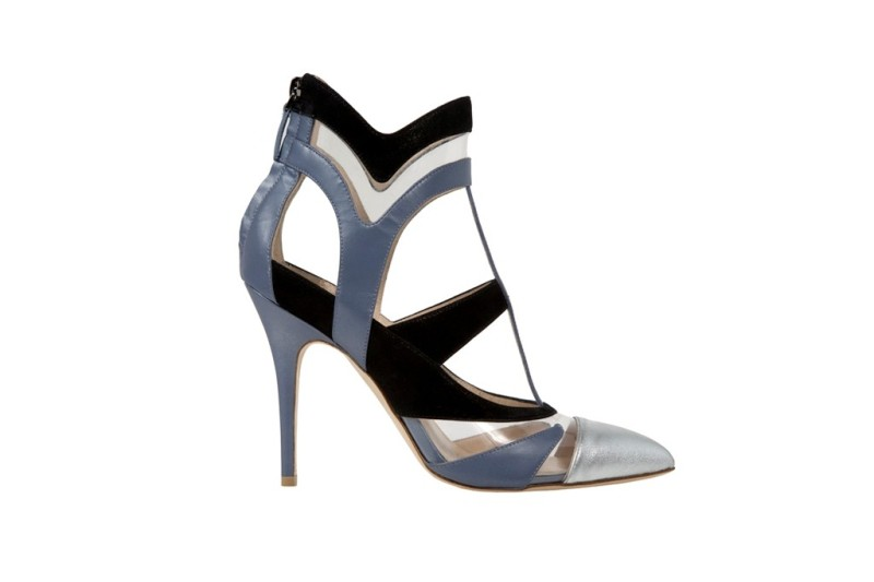 Monique Lhuillier Fall 2013 Footwear Collection