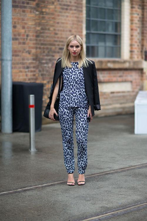 Off The Runway At Australian Fashion Week