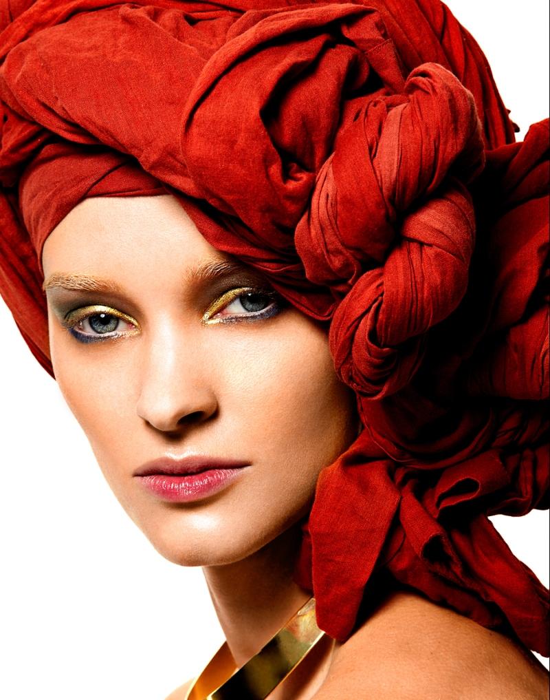 Pernilla Fransander By Michael David Adams for Qvest Magazine