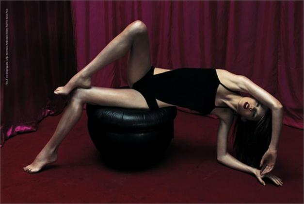 Photo by Steven Meisel 2003 Vogue Italia, Jun 2003