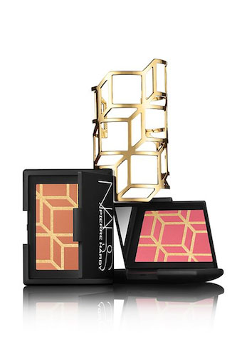 Pierre Hardy for NARS Blush Palette in Rotonde and Boys Don't Cry, $41