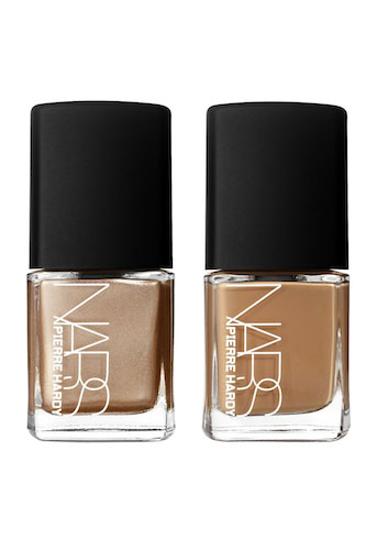 Pierre Hardy for NARS Nail Polish Pair in Easy Walking, $29