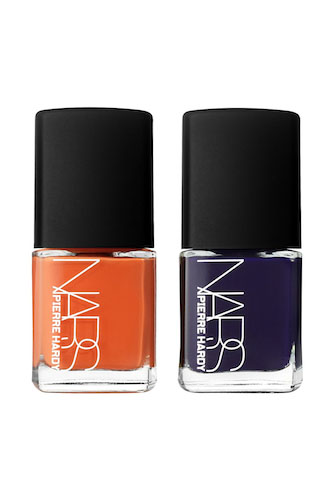 Pierre Hardy for NARS Nail Polish Pair in Ethno Run, $29