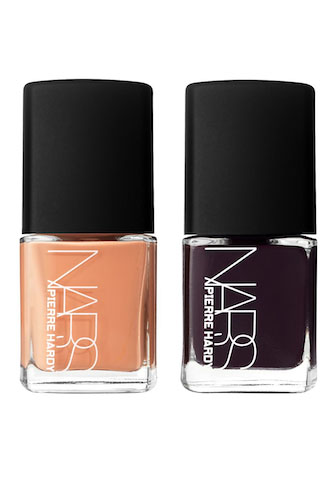 Pierre Hardy for NARS Nail Polish Pair in Sharplines, $29