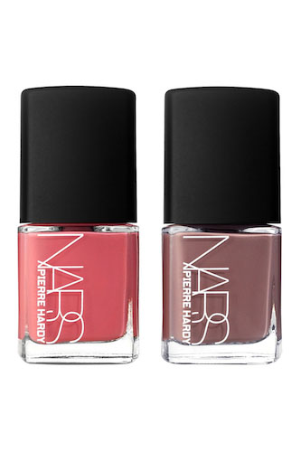Pierre Hardy for NARS Nail Polish Pair in Vertebra, $29