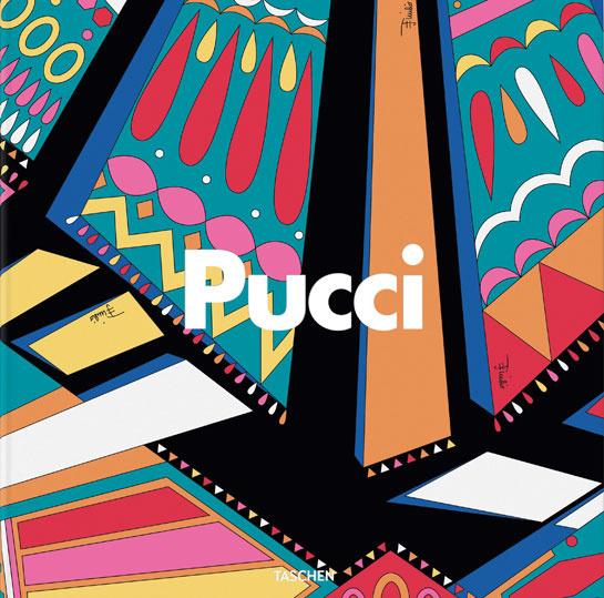 Pucci book cover ©TASCHEN