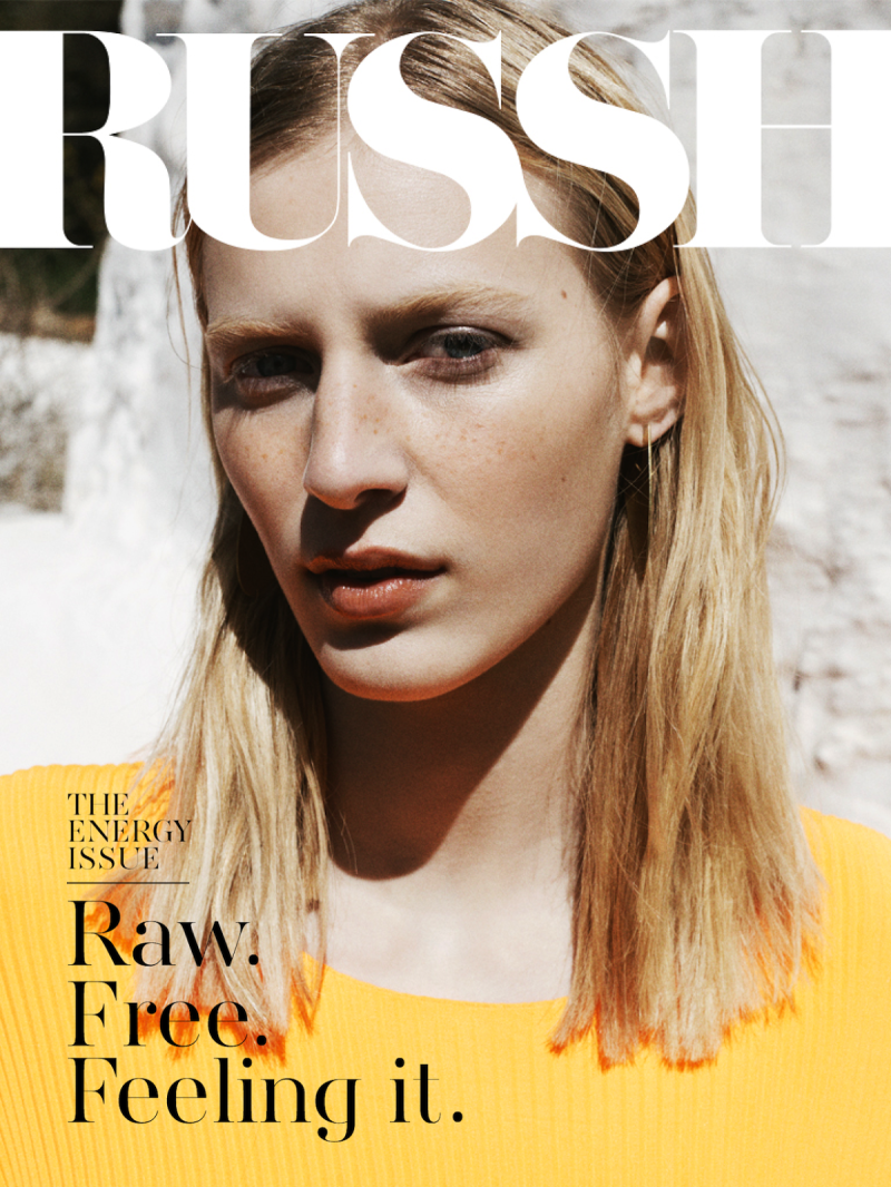 Russh magazine : You May Say Im A Dreamer