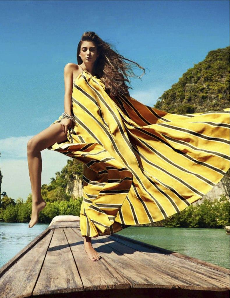 Vogue India April 2013