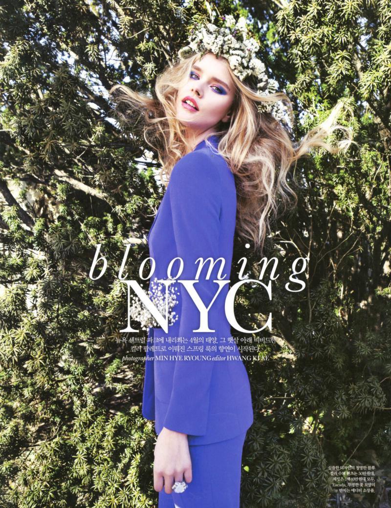 Elle Korea : Blooming NYC