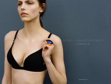 Stella McCartney Spring/Summer 2013 Lingerie Collection