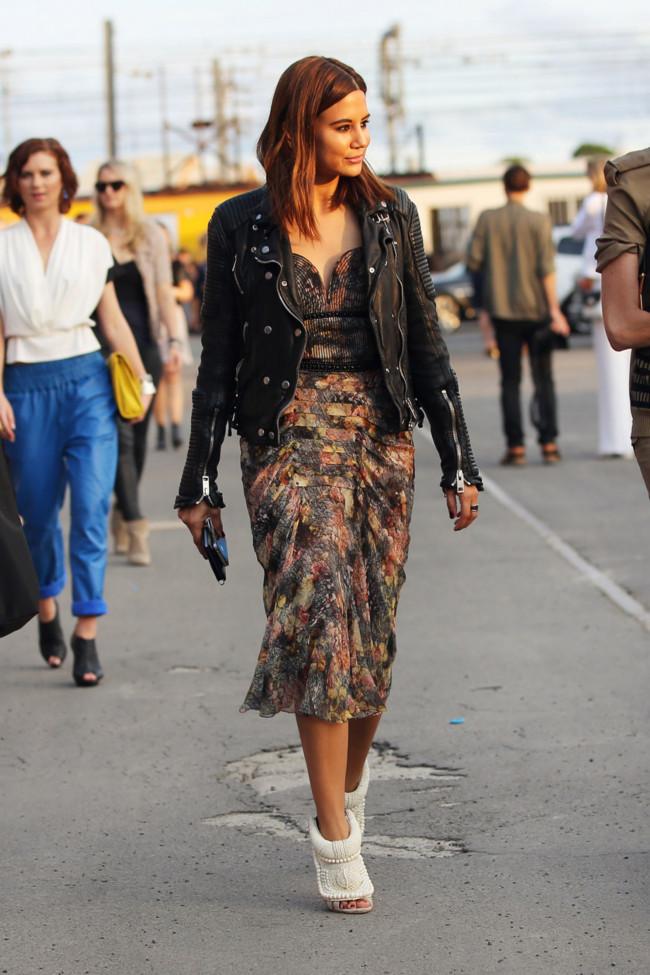 Street Style At Sydney Fashion Week By STREETFSN