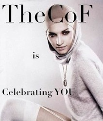 the cof celebrating you
