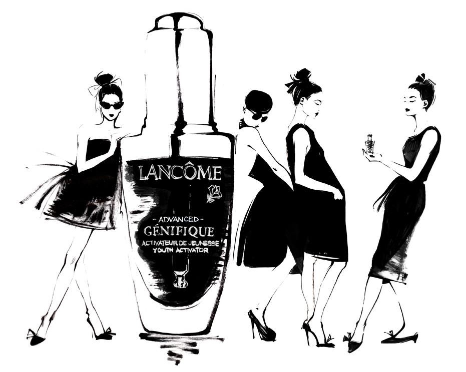 The Little Black Bottle by Alena Lavdovskaya