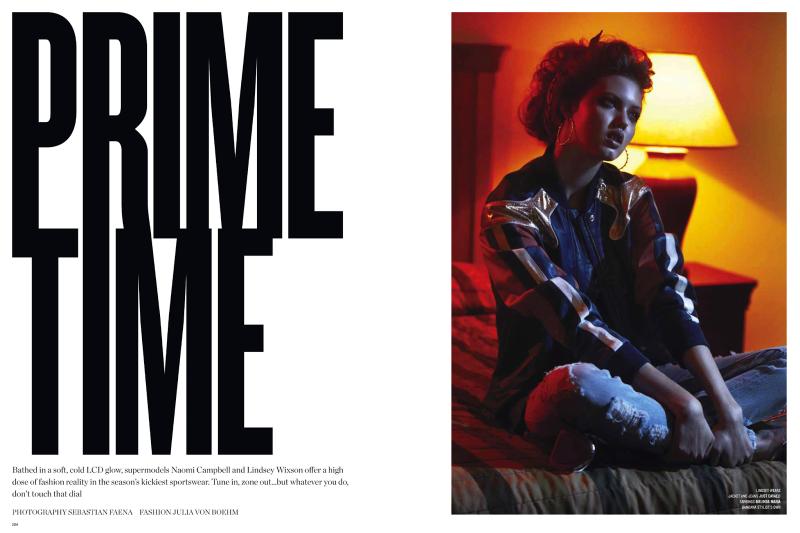V Magazine : Prime Time