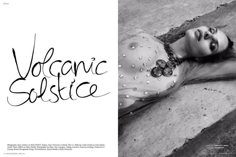 VAGA Magazine : Volcanic Solstice