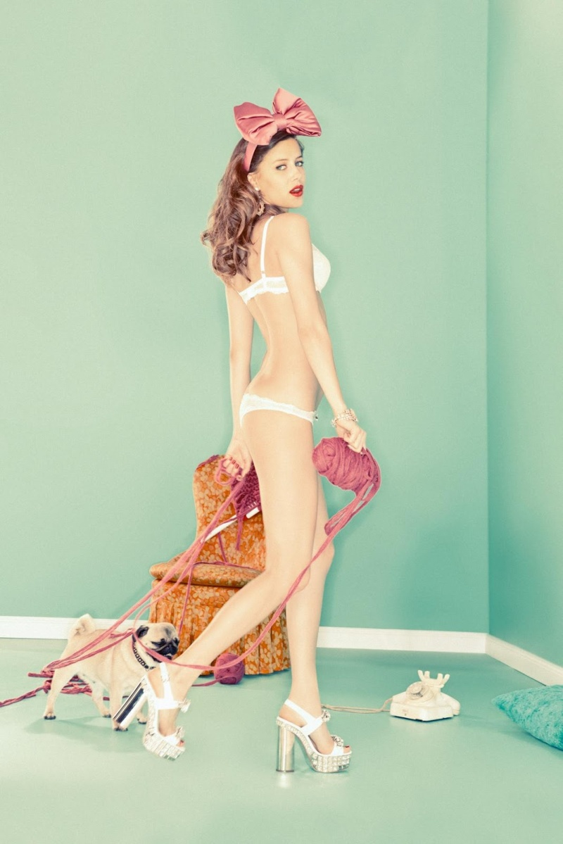 Vanity Fair Italia : Segreti Tra Amiche (Secrets Between Girlfriends)