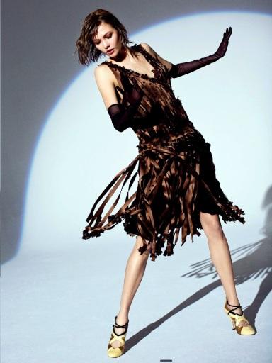 Vogue Australia : The Flapper Wears Prada