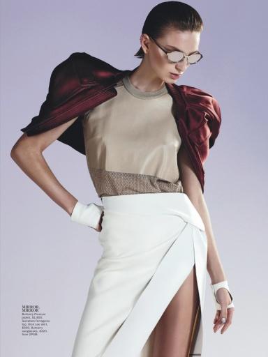 Vogue Australia :Time to Reflect
