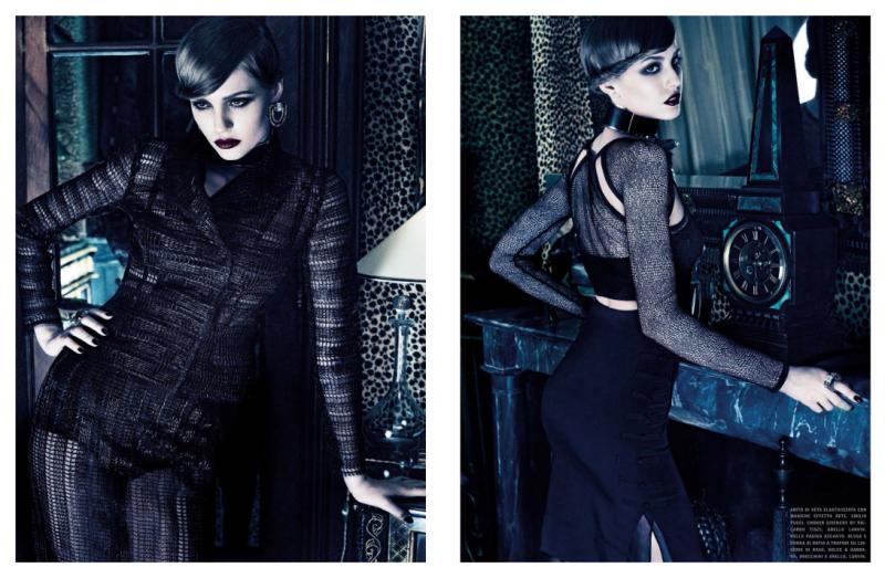 Vogue Italia : Hyper Style
