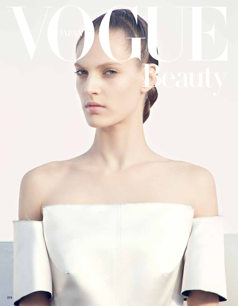Vogue Japan : On A Clear Day