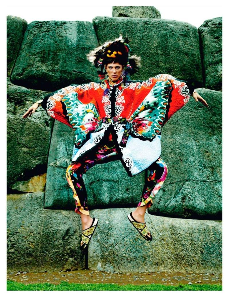 Vogue Paris : Inca