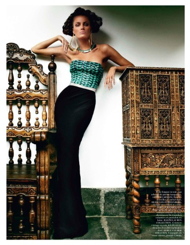 Vogue Paris : Inca