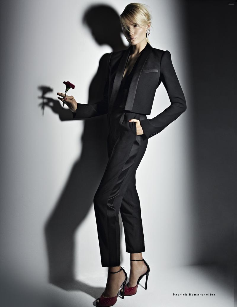 Vogue Russia - Carmen And Toreador-1