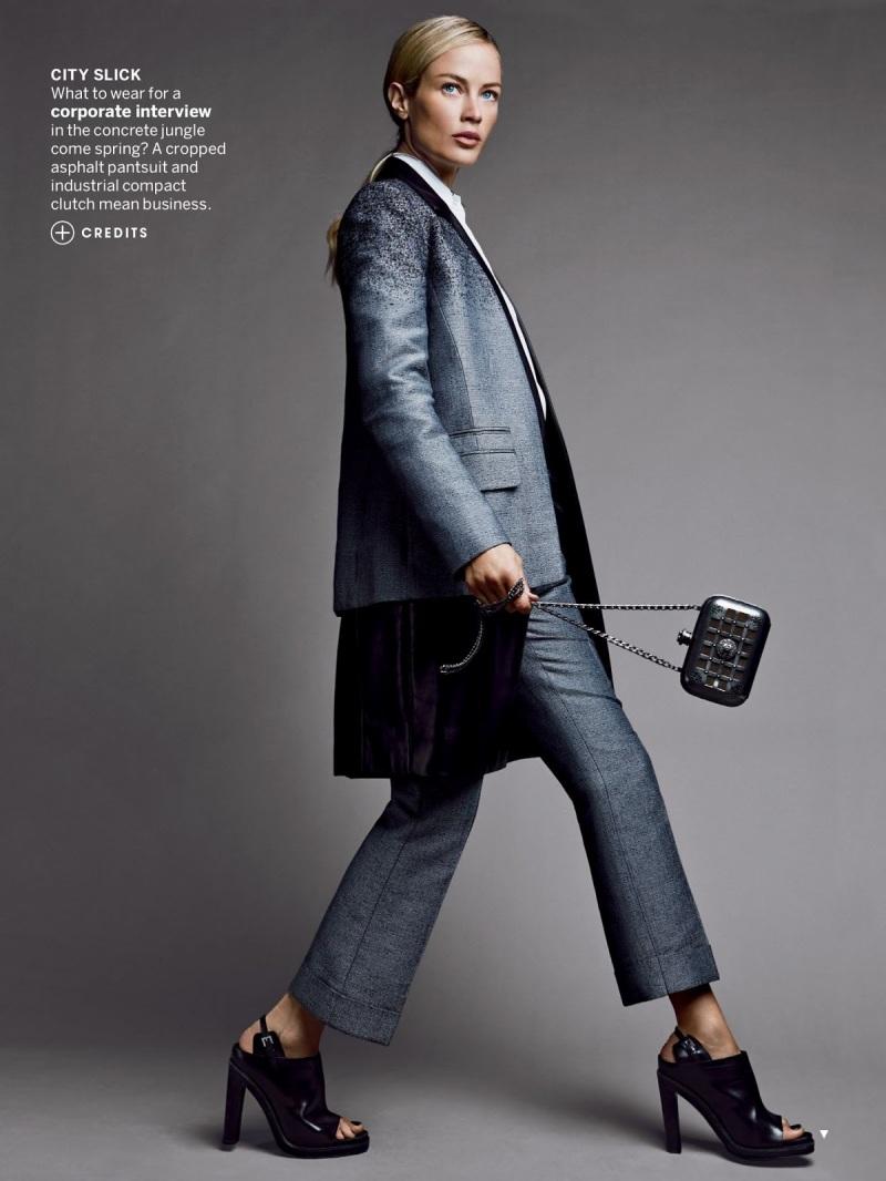 Vogue US : Making Strides
