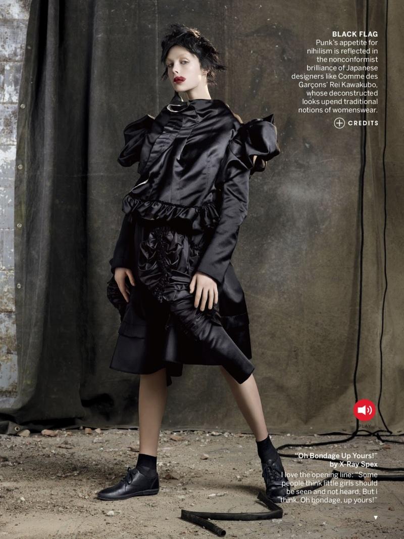 Vogue US : Rebel Yell