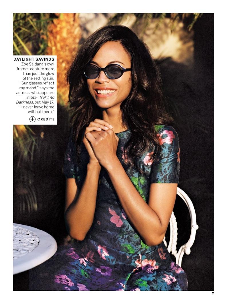 Vogue US : Shady Ladies