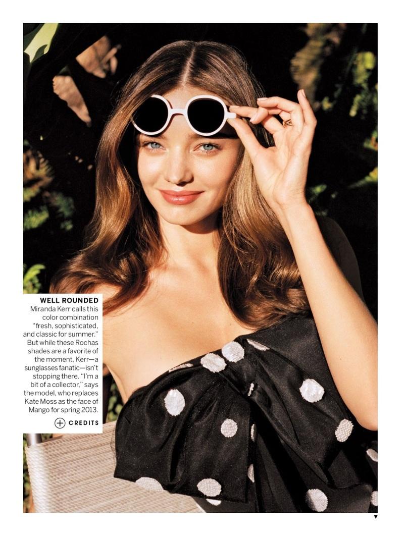 Vogue US - Shady Ladies