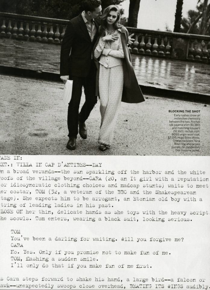 Vogue US : Take Two