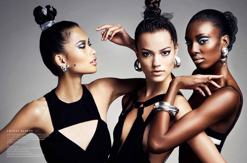 Vs. Magazine : Girls, Girls