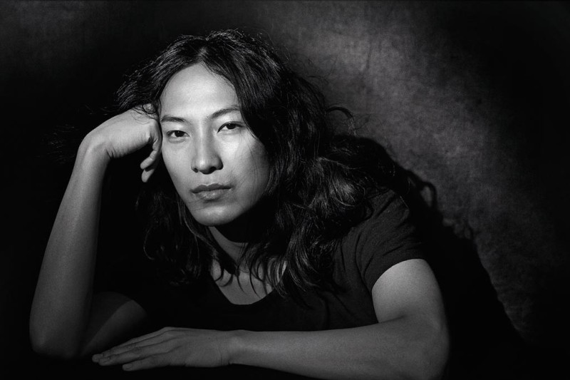 Alexander Wang. Photo by Peter Lindbergh