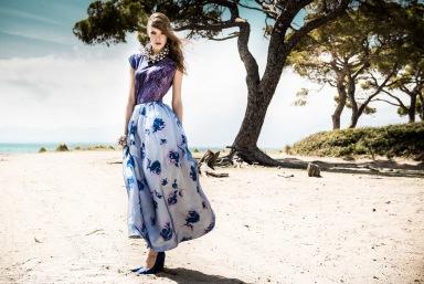 Anastasia Kolganova By Thanassis Krikis For Madame Figaro Greece May 2013