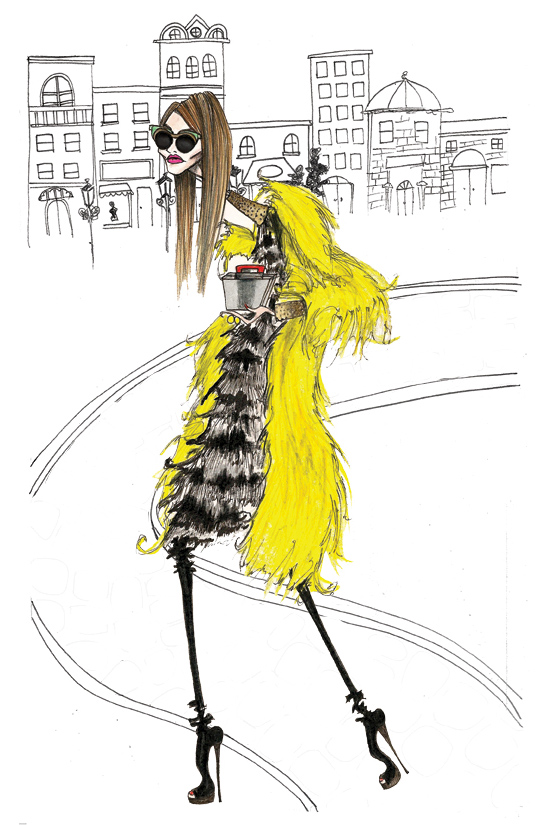 Anna Dello Russo by Jamie Lee Rearden for V Magazine Summer 2013
