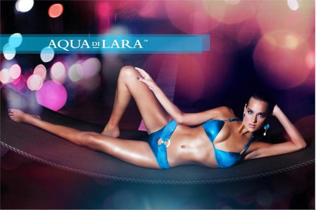 Aqua Di Lara Black Label Swimwear Spring : Summer 2013  -1