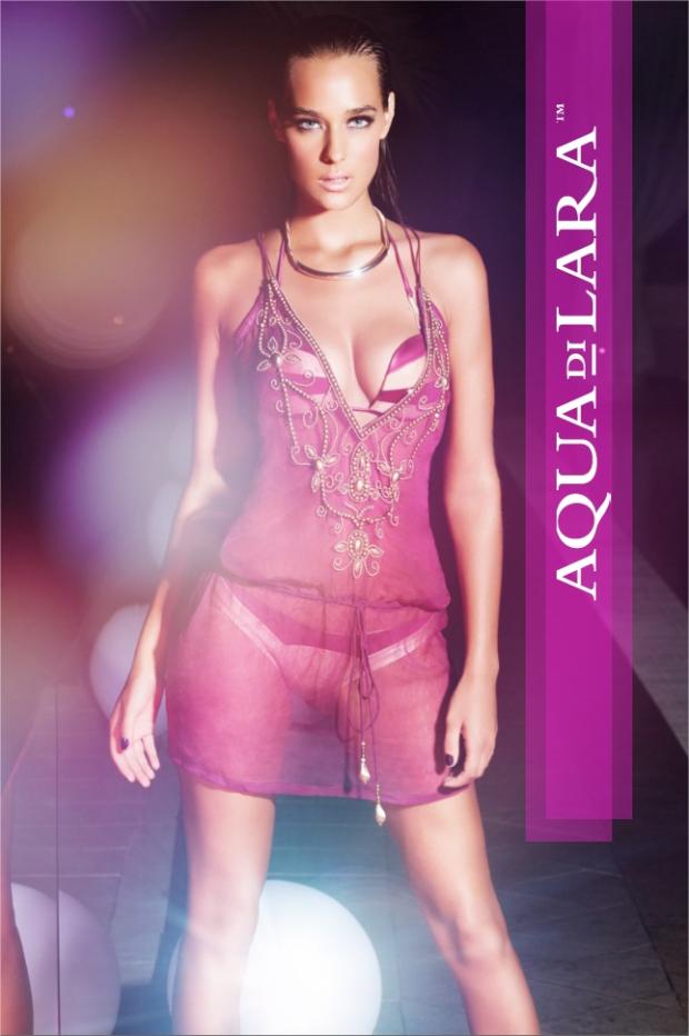 Aqua Di Lara Black Label Swimwear Spring / Summer 2013