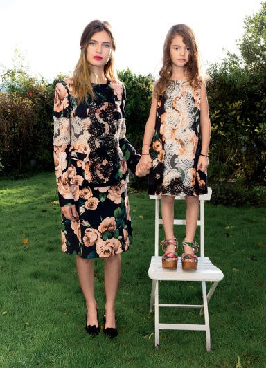 Bianca Balti And Matilde Lucidi By Martin Parr For Grey #8 Spring/Summer 2013
