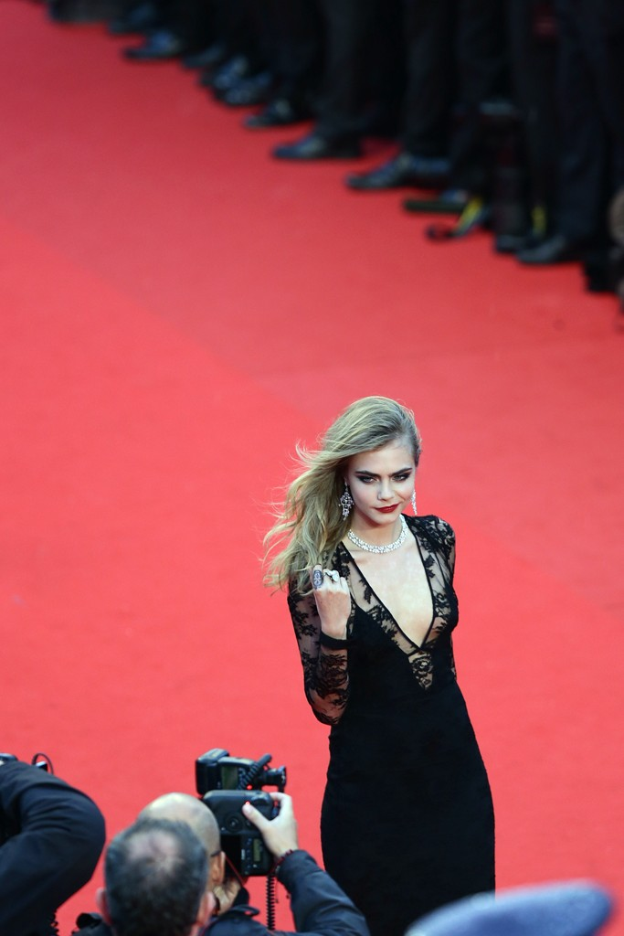 Cara Delevingne  Photo by Vittorio Zunino Celotto:Getty Images
