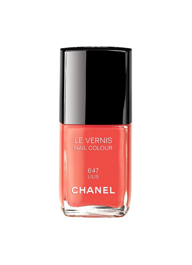 Chanel Le Vernis LiLis