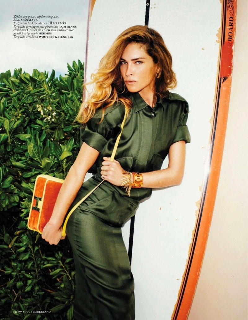 Erin Wasson By Petrovsky & Ramone For Vogue Netherlands June 2013