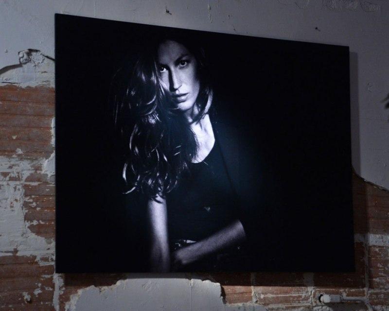 Gisele Bündchen by Johan Lindeberg for BLK DNM campaign