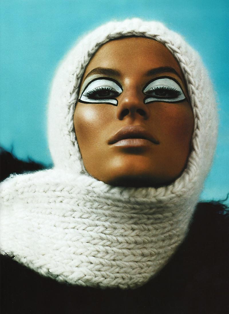 Gisele Bündchen by Mert Alas & Marcus Piggott For POP Magazine Fall/Winter 2001